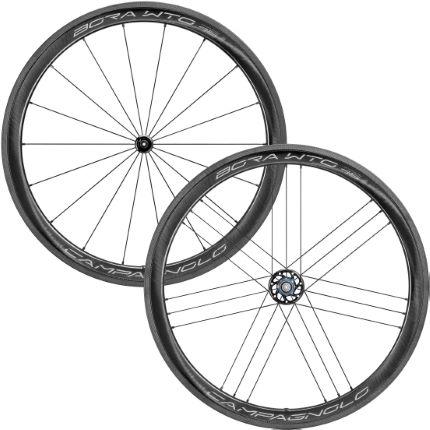 campagnolo bora wto 45 road wheelset