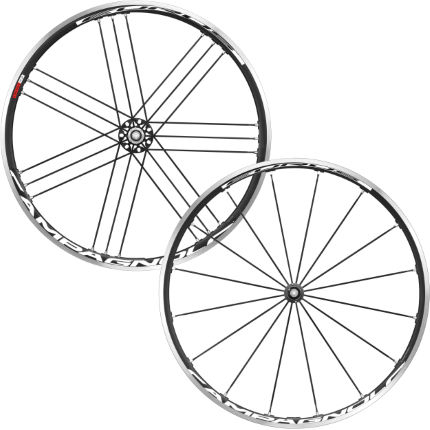 campagnolo eurus mega g3 clincher wheelset