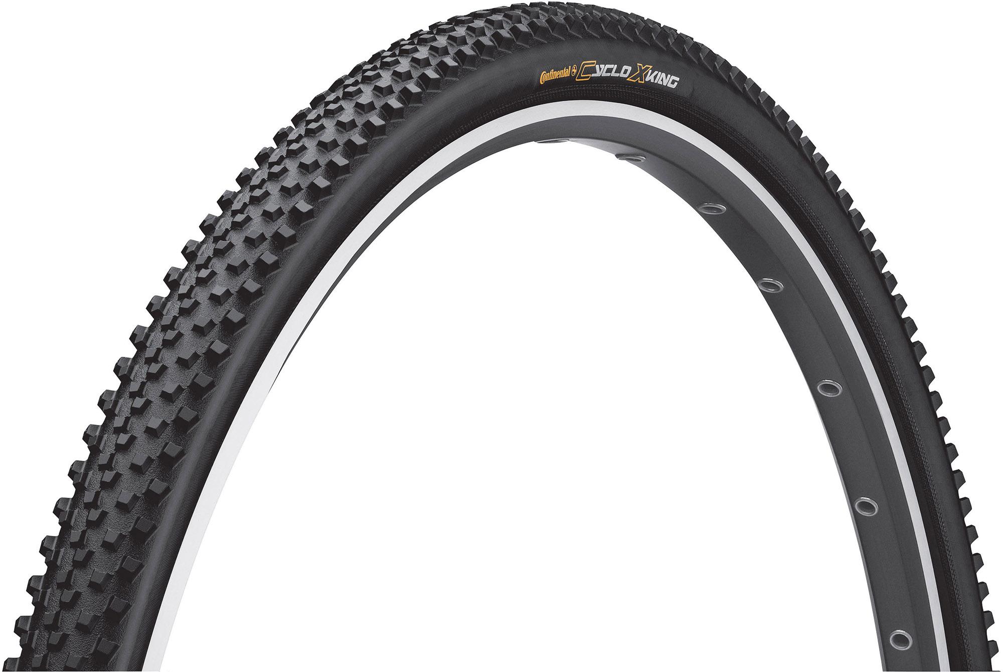 continental cross king cx folding tyre