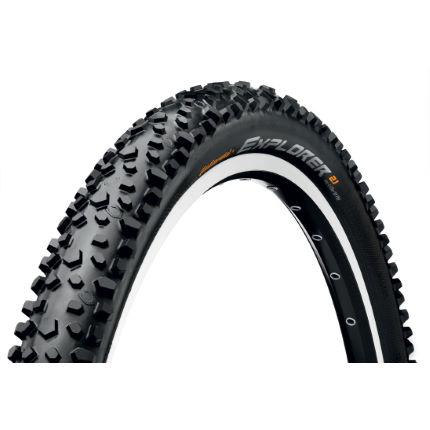 continental explorer mountain bike tyre 16 24 inch