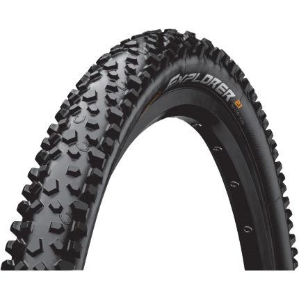 continental explorer mountain bike tyre