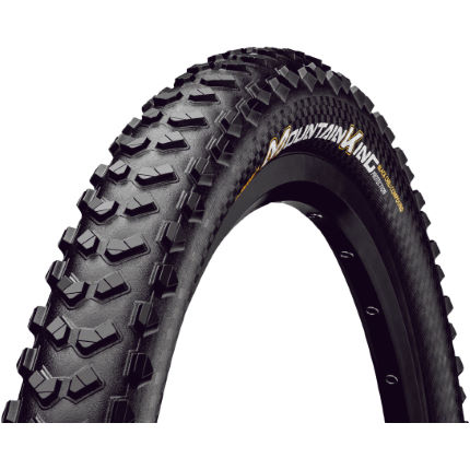 continental mountain king folding protection apex tyre