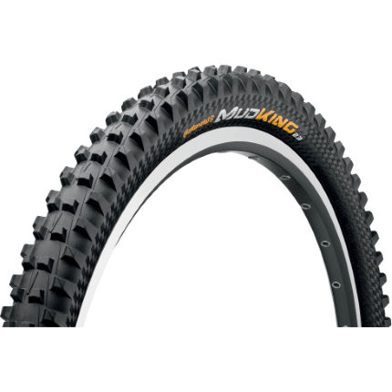 continental mud king dh mtb tyre ndash protection