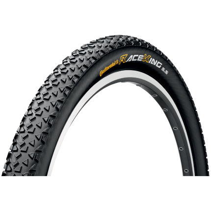 continental race king mtb tyre wire
