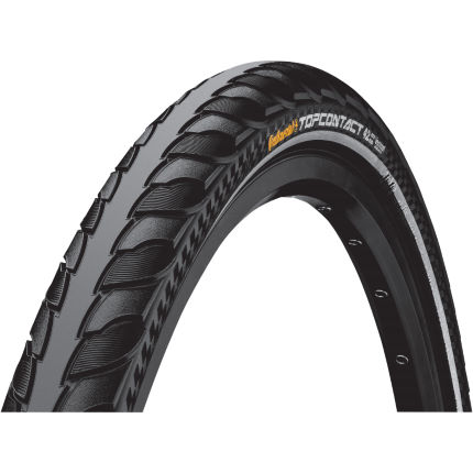 continental top contact ii city road tyre