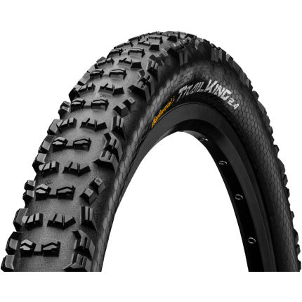 continental trail king folding mtb tyre protection
