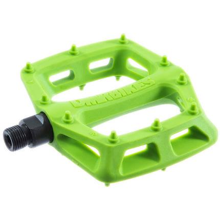 dmr v6 plastic flat pedals