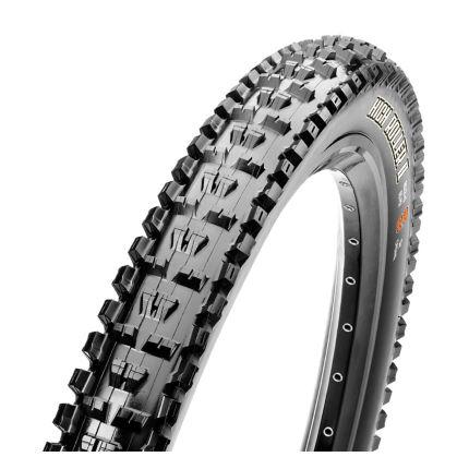 maxxis high roller ii 3c exo tr folding mtb tyre