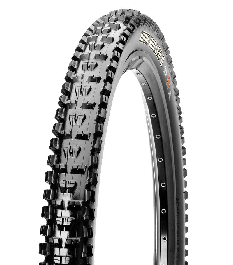 maxxis high roller ii 60a exo 650b folding tyre