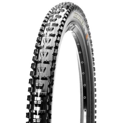 maxxis high roller ii folding mtb tyre