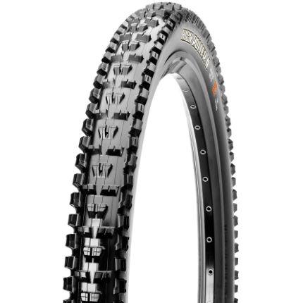 maxxis high roller ii mtb tyre 3c tr dd