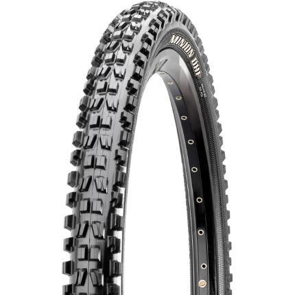 maxxis minion dhf 3c exo tr 650b folding tyre