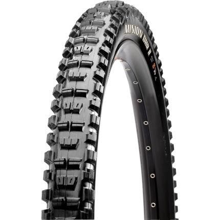 maxxis minion dhr ii 3c exo tr 650b folding tyre