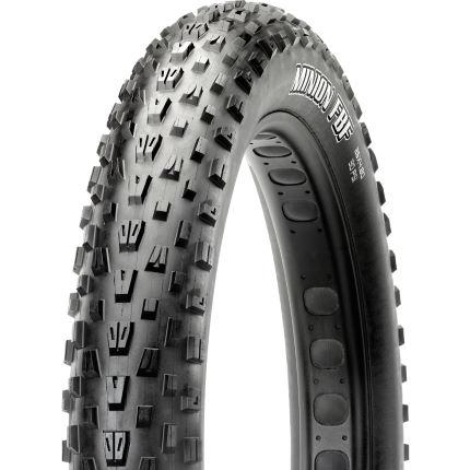 maxxis minion fat bike folding dc exo tr tyre