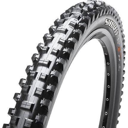maxxis shorty 3c exo tr 650b folding tyre