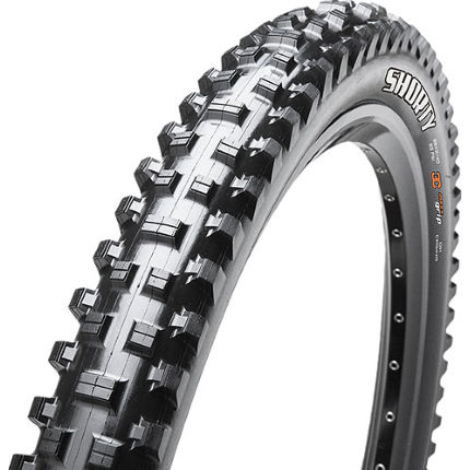maxxis shorty 3c exo tr folding tyre