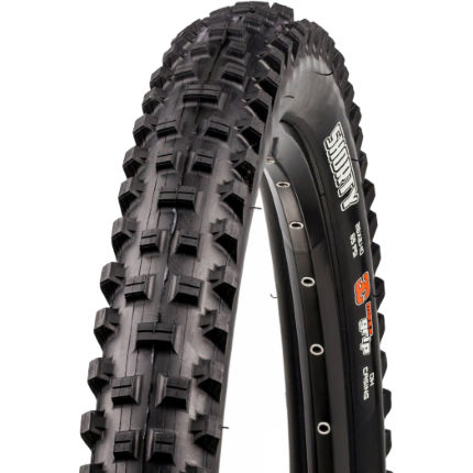 maxxis shorty wide trail tyre 3c dd tr