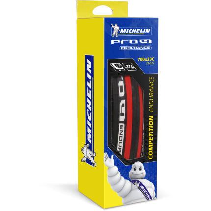 michelin pro4 endurance v2 folding tyre