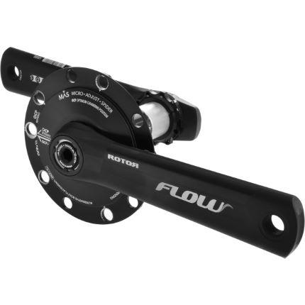 rotor inpower flow mas power meter crankset