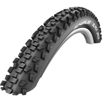schwalbe black jack all terrain rigid mtb tyre