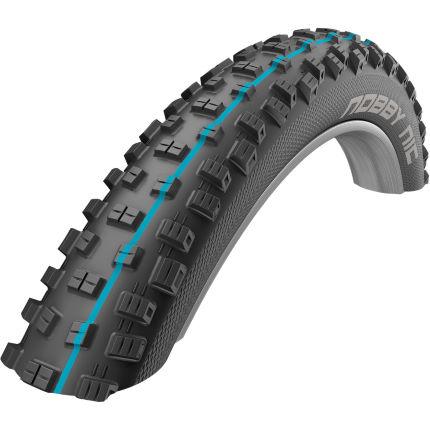 schwalbe nobby nic addix snakeskin folding mtb tyre