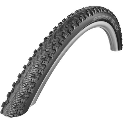 schwalbe sammy slick cyclocross tubular tyre