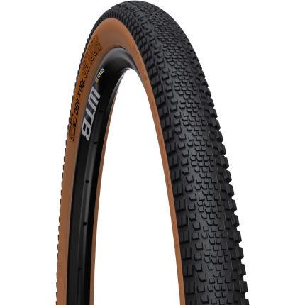 wtb riddler light fast rolling tyre tan sidewall