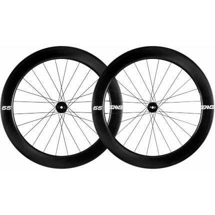 enve foundation 65mm road wheelset