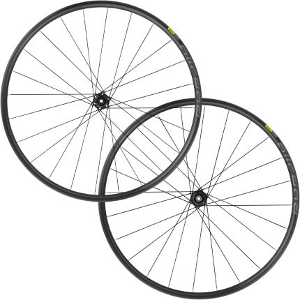 mavic allroad 700 disc cl wheelset