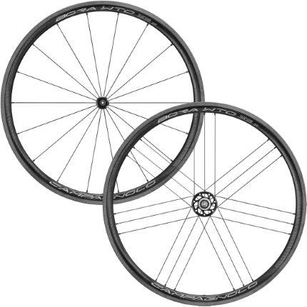campagnolo bora wto 33 road wheelset
