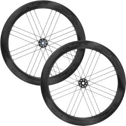 campagnolo bora wto 60 disc 2 way road wheelset