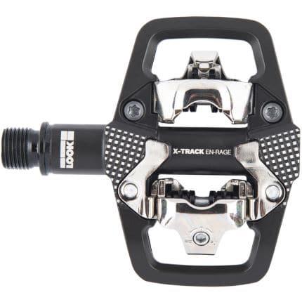 look x track rage mtb pedals