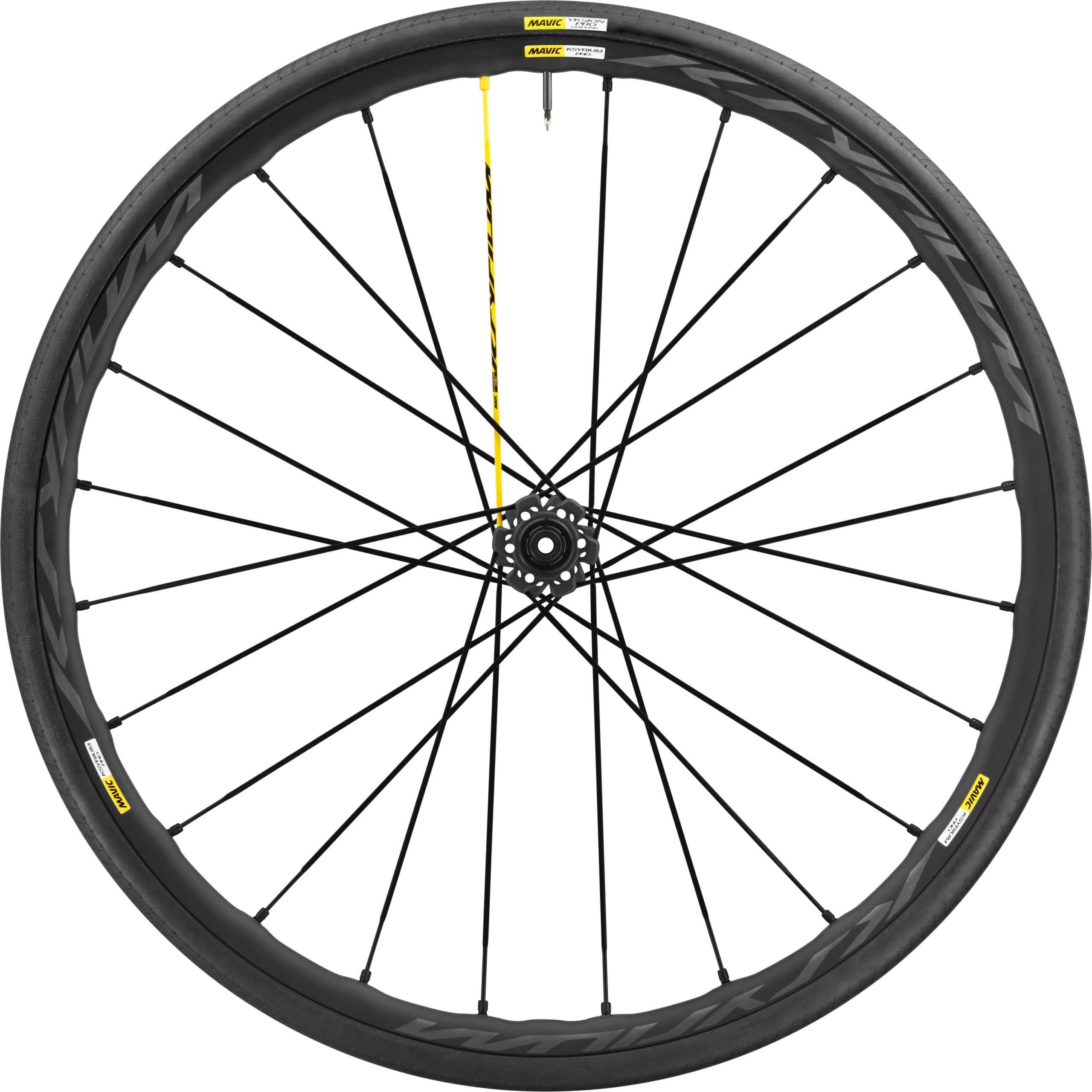 mavic ksyrium pro disc front wheel wts scaled
