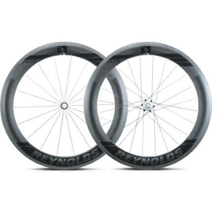reynolds aero 65 black label carbon road wheelset