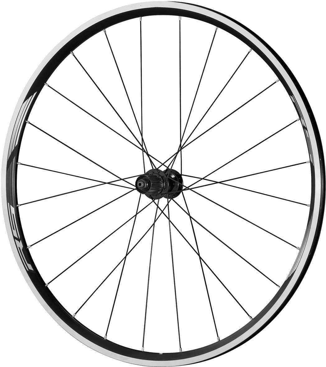 shimano rs010 clincher rear wheel