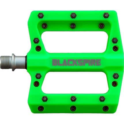 blackspire nylotrax flat pedals