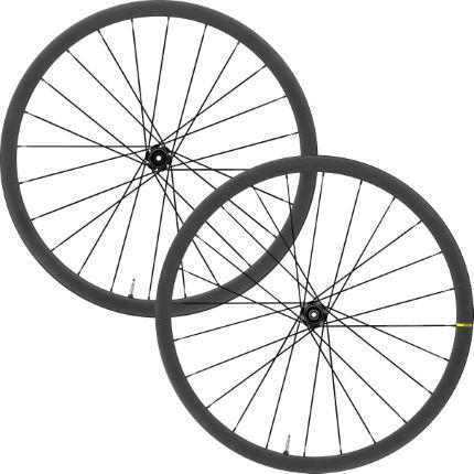 mavic ksyrium pro carbon ust disc wheelset