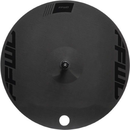 fast forward disc 1k clincher tt tri rear wheel