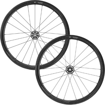 fulcrum speed 40 comptz disc brake carbon wheelset
