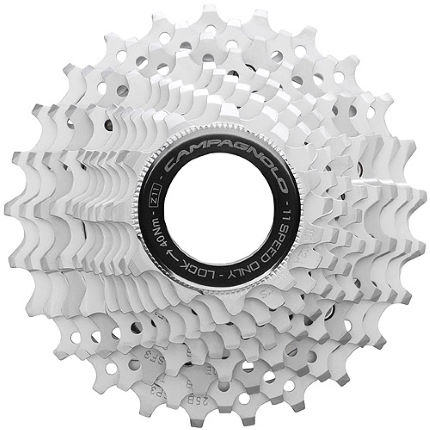 campagnolo chorus 11 speed cassette 11 23 and 11 25