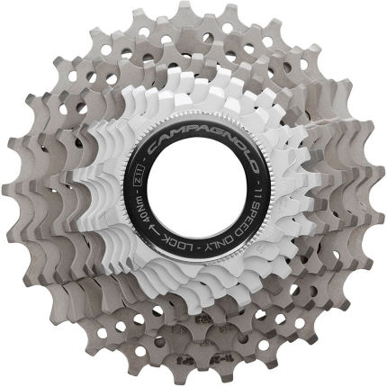 campagnolo super record 11 speed cassette 11 23 and 12 25