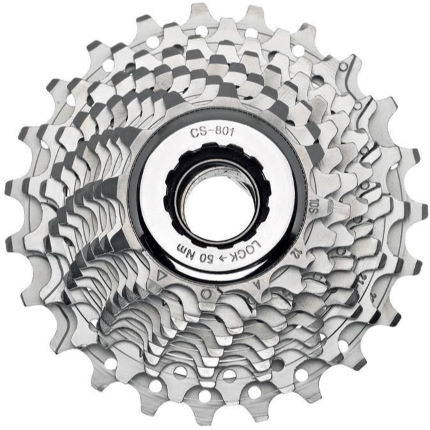 campagnolo veloce ultradrive 9 speed cassette large