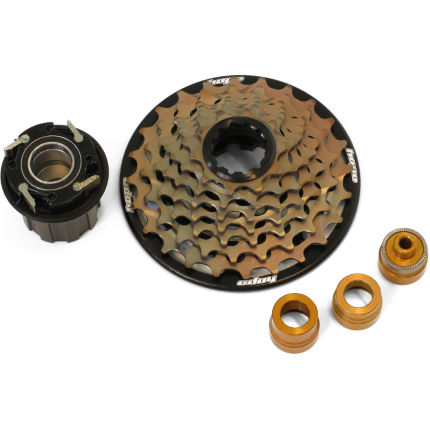 hope 7 speed cassette with freehub