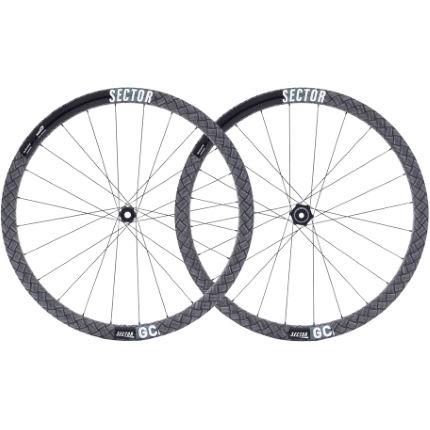 sector gci carbon gravel wheelset